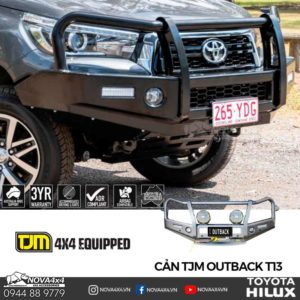 cản trước Toyota Hilux 2018