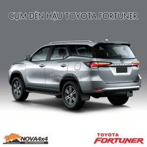 Đèn hậu Toyota Fortuner
