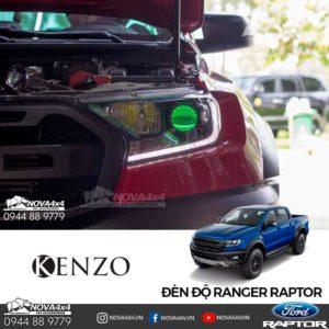 độ Bi Led cho Ranger Raptor