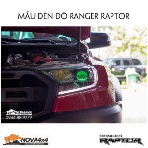 Ranger Raptor độ bi Led