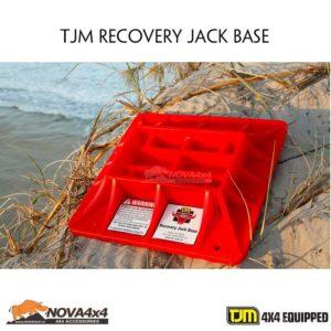 TJM Recovery Jack Base
