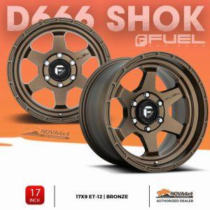 Fuel D666