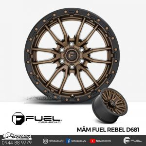 Fuel Rebel D681