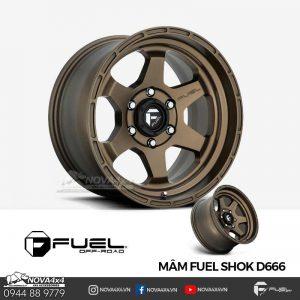 la zăng Fuel D666