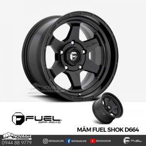 Vành độ Fuel D664