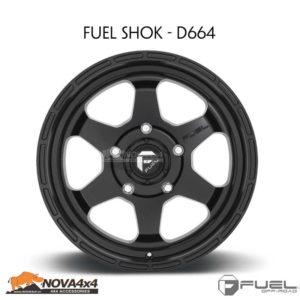 vành độ Fuel Shok