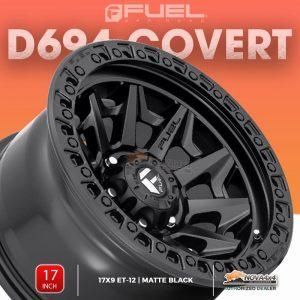 D694 Covert