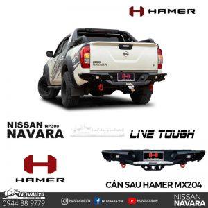 cản sau Hamer MX204