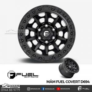 Mâm Fuel Covert
