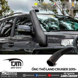 ống thở TJM cho Land Cruiser