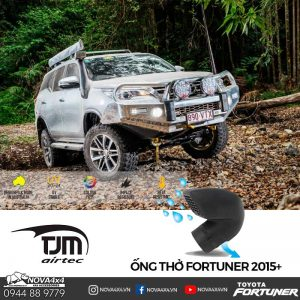 ống thở toyota fortuner