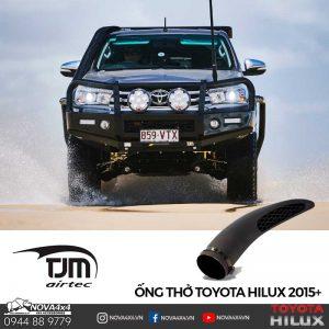 ống thở TJM cho Toyota Hilux