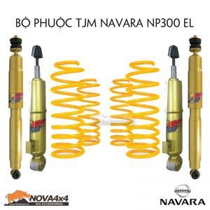 Phuộc TJM cho Navara EL