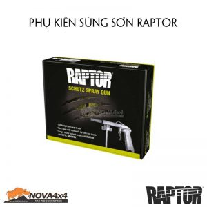 súng sơn Raptor