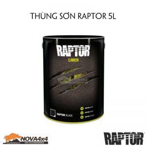 thùng sơn Raptor 5L