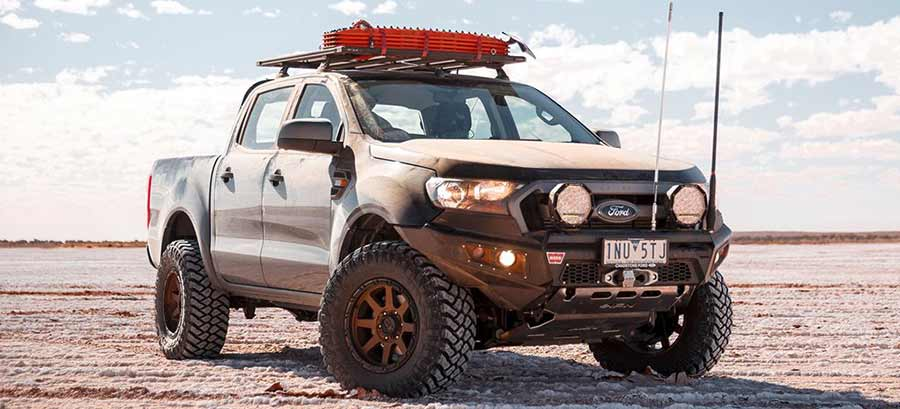 cản trước AFN trên Ford Ranger