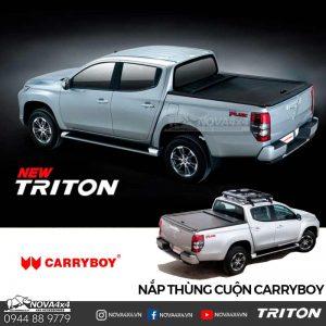 nắp thùng cuộn Mitsubishi Triton