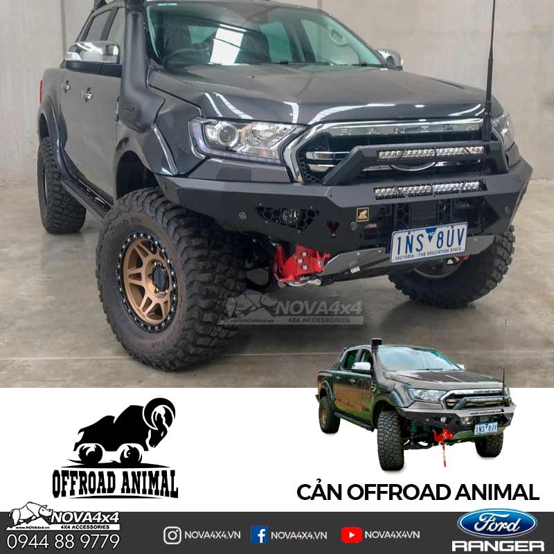 can-offroad-animal-ranger