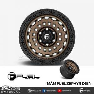 Fuel Zephyr D634