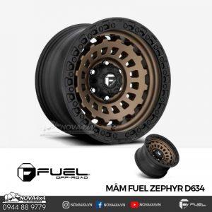 mâm Fuel D634