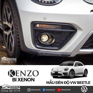 độ đèn gầm VW Beetle