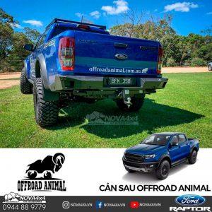 cản sau Ford Raptor