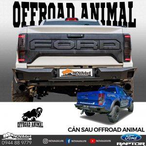 cản sau Offroad Animal cho Raptor