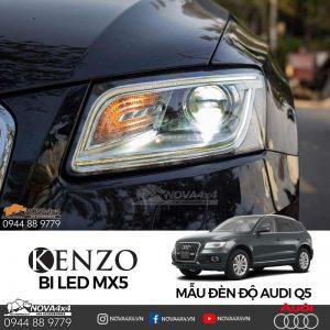 độ đèn Audi Q5