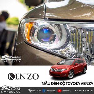 độ đèn Toyota Venza