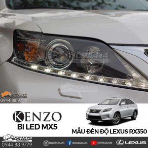 độ Bi Led cho Lexus RX350