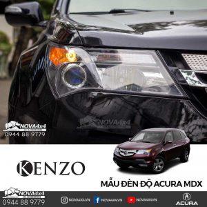 độ đèn Acura MDX