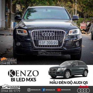 tăng sáng cho Audi Q5