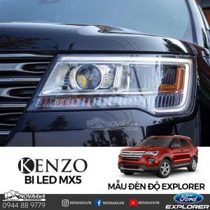 độ đèn cho Ford Explorer 2017