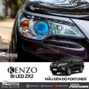 đèn độ Fortuner 2017