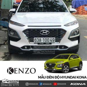 tăng sáng Hyundai Kona