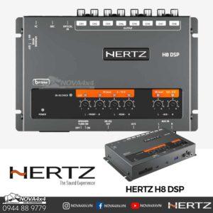 Bộ xử lý âm thanh ô tô H8 DSP