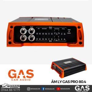 Âm ly GAS 4 kênh