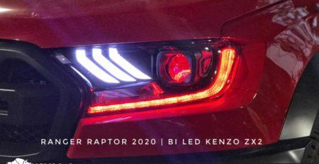 Raptor 2020 độ đèn