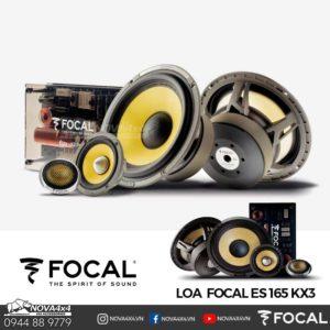 Loa cao cấp Focal ES 165 KX3