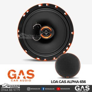Loa đồng trục GAS ALPHA656