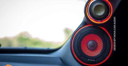 độ âm thanh xe hơi
