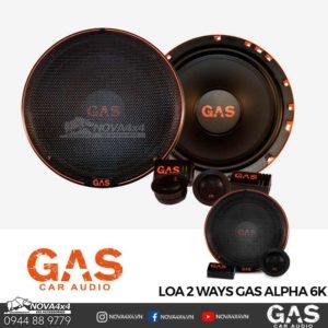 loa phân tần GAS Alpha