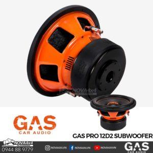 loa siêu trầm GAS