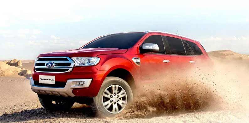 Remap Ford Everest