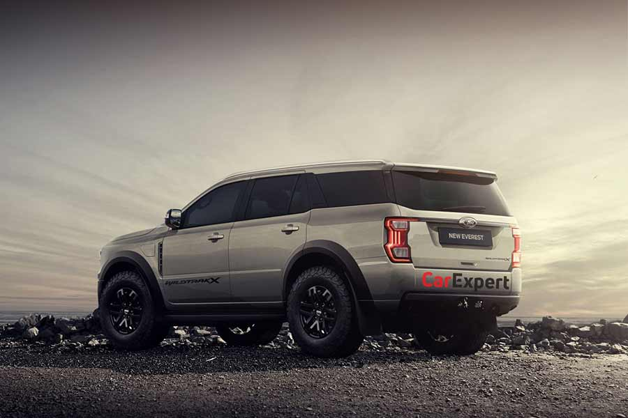 Ford Everest 2022