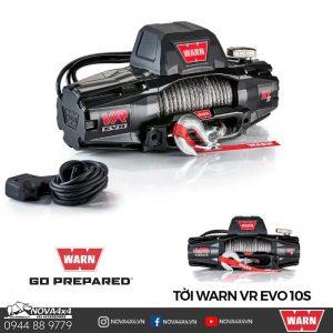tời WARN VR EVO 10S