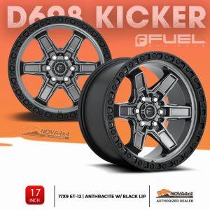 Fuel D698