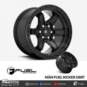 Mâm Fuel D697