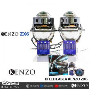 Bi Led Laser Kenzo ZX6