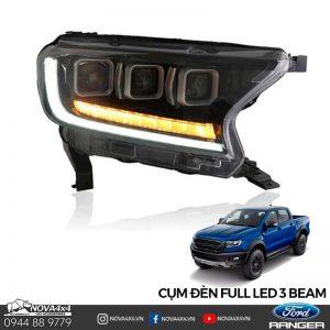 cụm đèn xe Ford